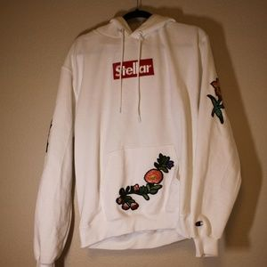 Champion Eco Stellar Patched Street Style